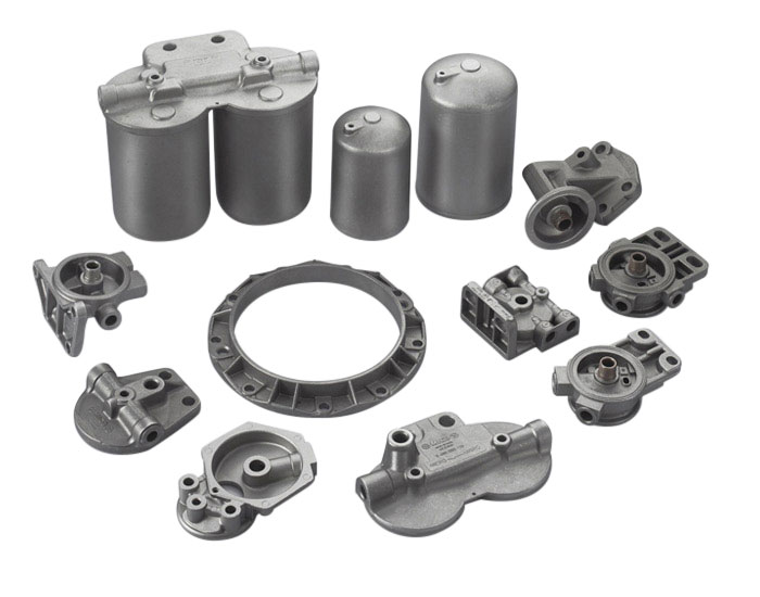 Cast Steel Products : Sand casting products components metal cast forge india